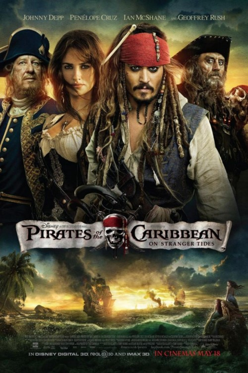 دانلود فیلم Pirates Of The Caribbean: On Stranger Tides 2011